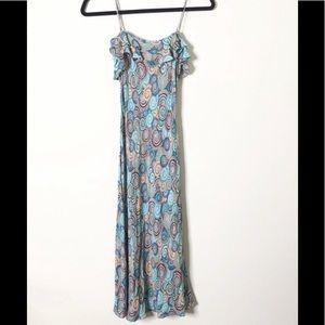 Gorgeous Vintage Diane Von Furstenberg Slip Dress